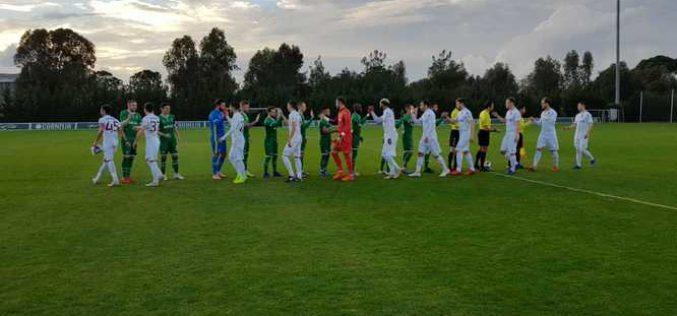 CFR Cluj – Ludogoreț 2-0, într-o partidă amicală
