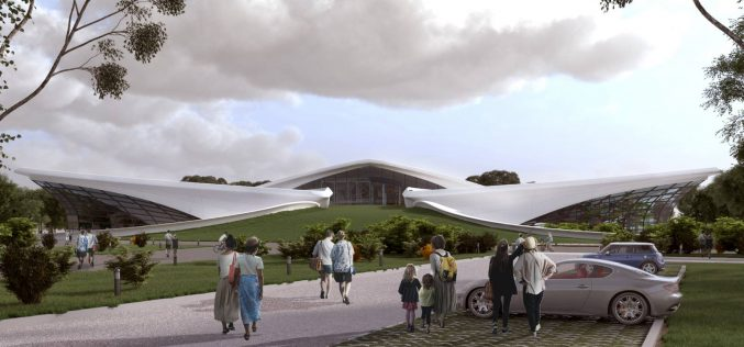 CLUJ | Imagini în premieră cu proiectul  Aqua Park -ului din cartierul Gheorgheni – FOTO