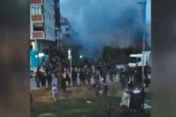 VIDEO / Un elicopter militar s-a prăbuşit în oraşul turc Istanbul