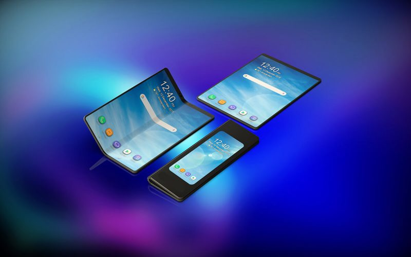 Samsung a prezentat telefonul pliabil Galaxy Fold și modelul Galaxy S10