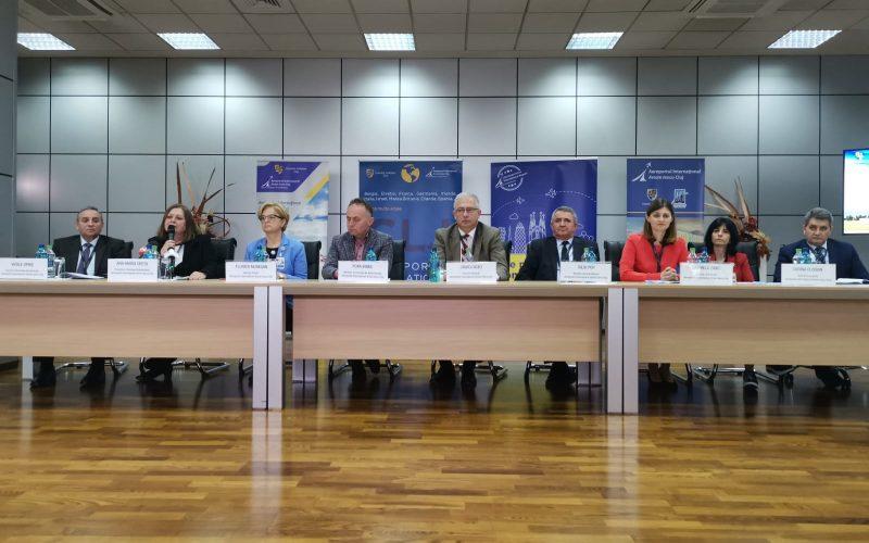 FOTO/VIDEO: Proiectele de investitie la Aeroportul Cluj blocate de noii mebri CA numiti de Alin Tise. Unul dintre ei este un fost patron de coafor falimentar