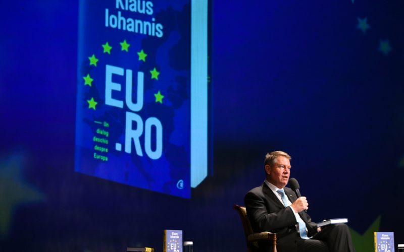 Președintele României, Klaus Iohannis, vine să-și lanseze cartea și la Cluj. Detalii mai jos …