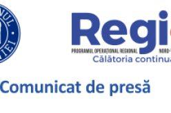 Comunicat de presă: Înnoirea flotei de transport în comun în Municipiul Cluj-Napoca prin achiziționarea  de autobuze electrice – Cod SMIS 122703