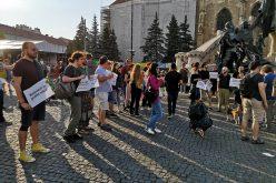 Răspuns la incidentele din Valea Uzului: Marș de solidaritate româno-maghiar la Cluj