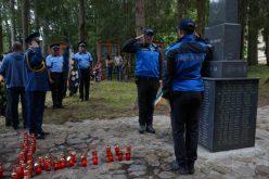 FOTO/VIDEO: Ceremonial militar, religios și depuneri de coroane de flori la împlinirea a 102 ani de la înființarea Cimitirului militar de la Miraj, de pe Valaea Vaserului, județul Maramureș