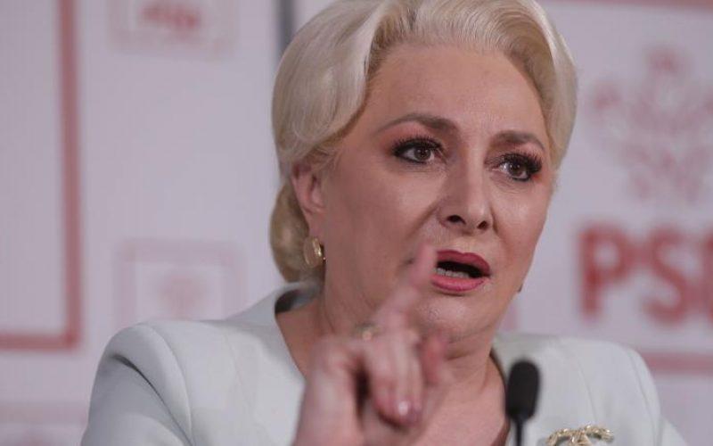 Dăncilă l-a schimbat pe Șerban Nicolae din funcția de șef al grupului PSD din Senat. Reacție furibundă a lui Codrin Ștefănescu …