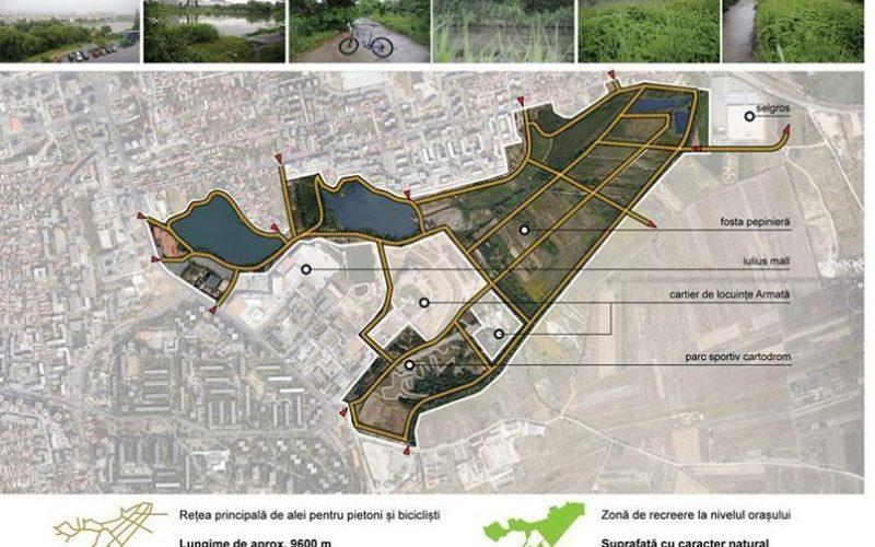 Primăria atrage 10 milioane de euro din fonduri europene pentru amenajarea Dealului Cetățuia