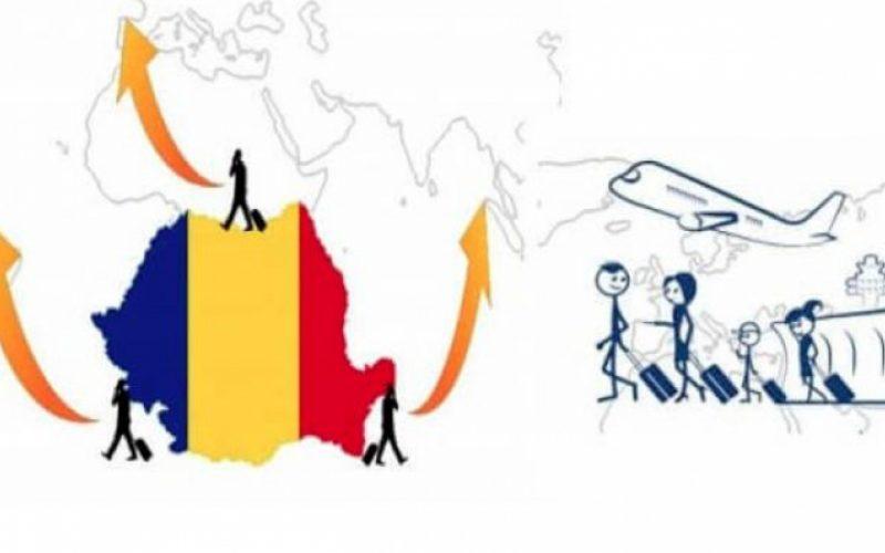 INTOTERO:  9.700.000 de români sunt plecați în străinătate. Motivele invocate: venituri mici și corupția