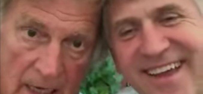 VIDEO   Florin Piersic, reacție nervoasă legat de Cristian Pomohaci