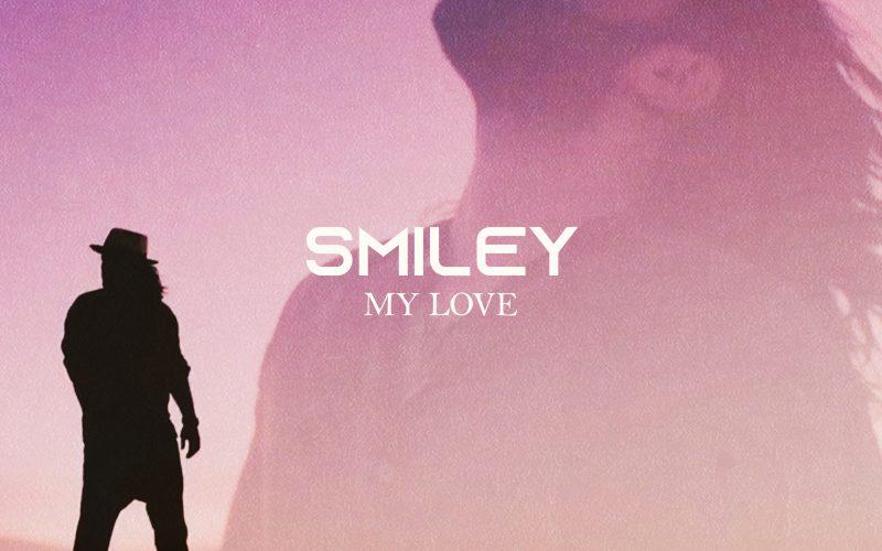 """După filmari în deșert, la aproape 50 de grade Celsius, la Salvation Mountain, în SUA,  Smiley lansează """"My Love"""", hit care se va auzi și în turneul național @Smiley_Omul"""