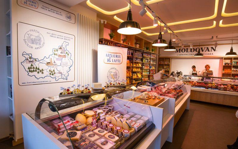 Brânzeturile artizanale garantate de Frăția Bacilor Ardeleni, pentru prima oară în Cluj