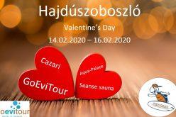 De Valentine's Day, petrece câteva zile de neuitat la  Aqua Palace din Hajdúszoboszló