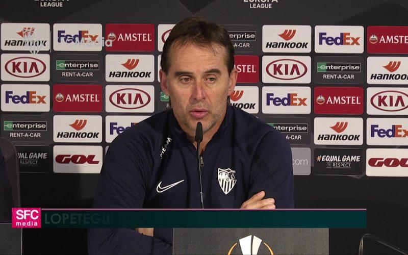 Antrenorul lui FC Sevilla laudă CFR Cluj şi pe Dan Petrescu: Jucători buni şi un lider de proiect