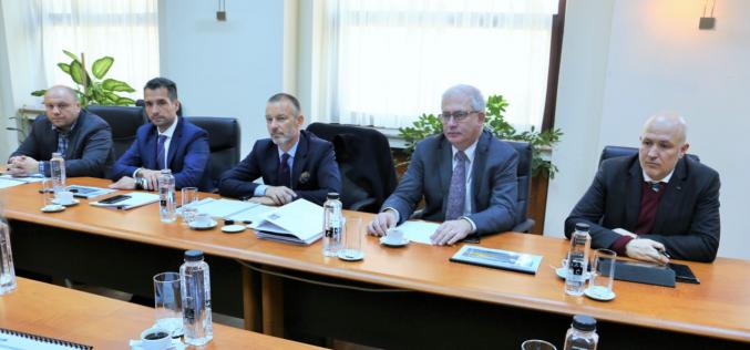 Directorul Consiliului Național al Aeroporturilor- Regiunea Europa, la întâlnire cu David Ciceo și ministrul Transporturilor. Ce au discutat