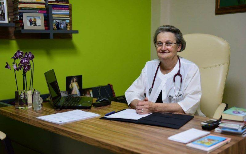 """Deputat PNL și medic primarde boli infecţioase, Viorica Cherecheș : Astăzi, toată casta medicală trebuie să răspundă """"Prezent""""!"""