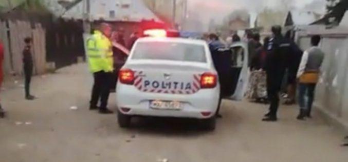 Scandal cu focuri de armă intr-un cartier din Ploiești