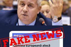 DANIEL BUDA   ANTENȚIE FAKE NEWS: Comisia Europeană alocă Franței 300 de miliarde de euro în lupta cu COVID-19, iar României doar 1 miliard de euro!