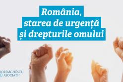 România, starea de urgență și drepturile omului