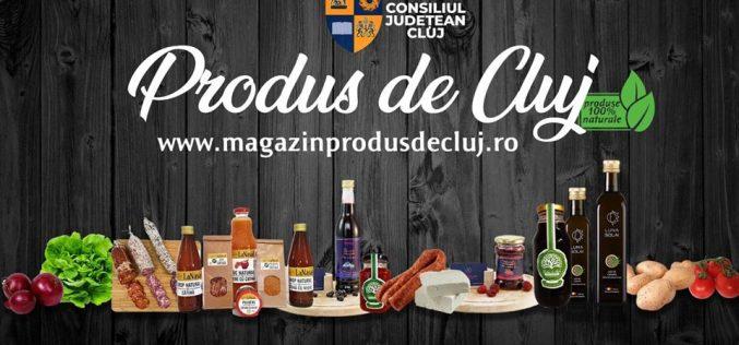 Consiliul Județean Cluj lansează o platformă online unică în România, punând astfel la dispoziția clujenilor cele mai bune produse tradiționale românești