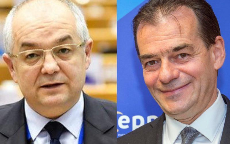 Ludovic Orban: Vom emite OUG dacă CCR decide că starea de ALERTĂ este neconstituțională. Emil Boc crede că strategia Guvernului este greșită, este nevoie de lege